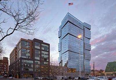 Stadium Place<br /> Seattle<br /> Designer: E Architect 10Low Iron YNE0675#2+16Ar+6Low Iron